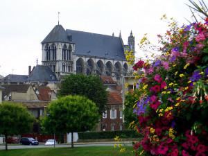 vernon church - flowers