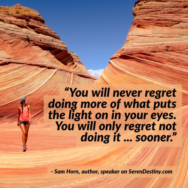 you will never regret - best