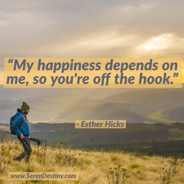 Esther Hicks - middle