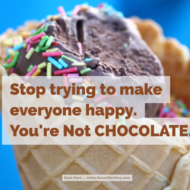 Stop Trying To Make Everyone Happy Quotes: Day Right Quote #54: Stop Trying To Make Everyone Happy