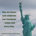 Day Right Quote #62:  May We Celebrate our Freedom(s) Today and Everyday