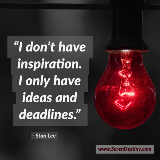 Ideas In Your Head Top Quotes To Get Your Work Into The World